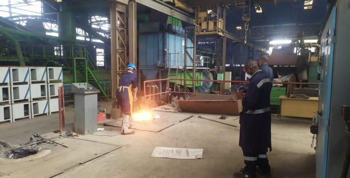 Foundry Works
